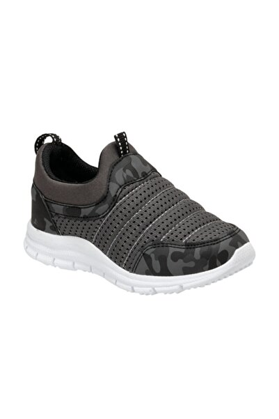 I COOL BEN Gri Erkek Çocuk Slip On Ayakkabı 100516361