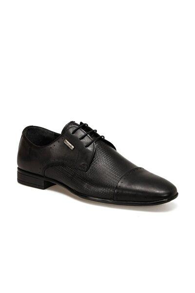 MERCEDES Ryan Siyah Erkek Klasik Ayakkabı