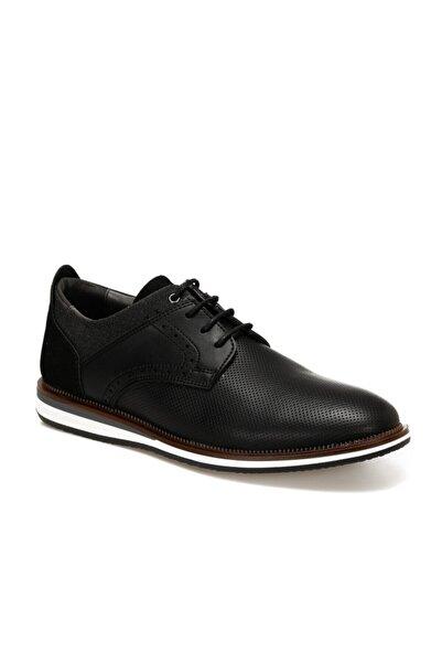 JJ-STILLER 9852 Siyah Erkek Klasik Ayakkabı 100518100