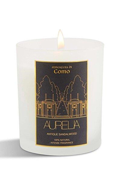 Aurelia Genève Atmosfera Dı Como - Sandal Ağacı Kokulu Mum