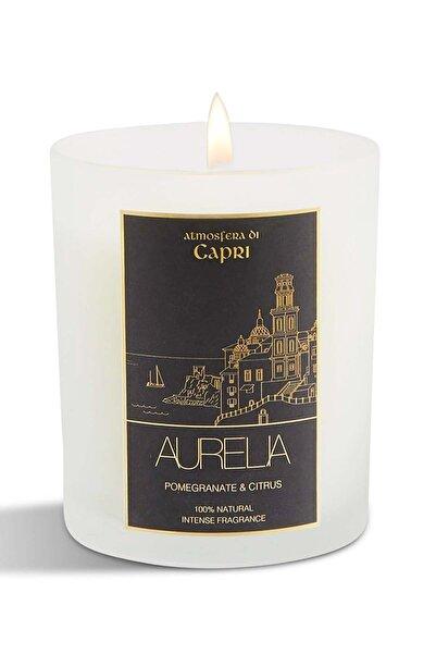 Aurelia Genève Atmosfera Dı Caprı - Nar & Limon Kokulu Mum