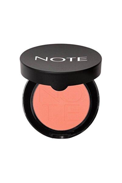 NOTE Luminous Silk Compact Blusher Allık 02 Pink In Summer