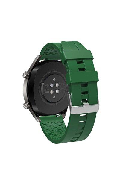 Huawei Watch Gt2 Kordon Esnek Suya Dayanıklı Silikon Krd-23