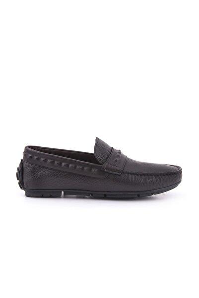 MOCASSINI Deri Bagciksiz Erkek Loafer M5