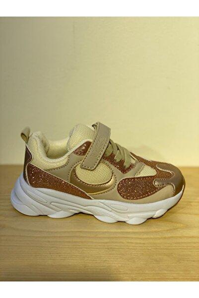 Vicco Kız Çocuk Bakır Spor Ayakkabı