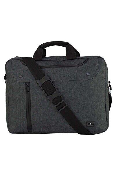 "Beutel 15.6"" Füme Unisex Evrak Notebook Laptop Çantası"