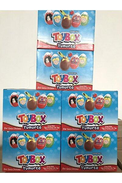 Toybox Oyuncaklı Sürpriz Yumurta 20 g 24 Lü
