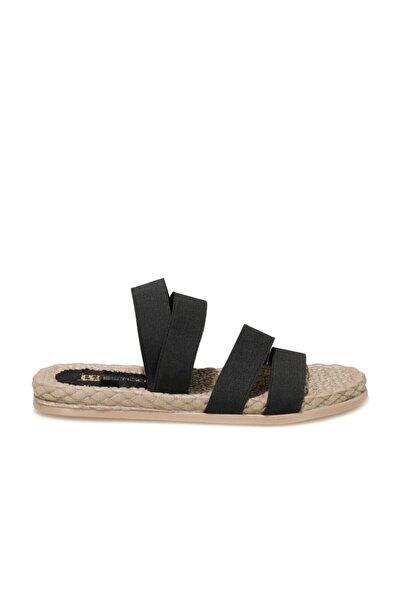 Butigo FUMERO 1FX Siyah Kadın Sandalet 101045538