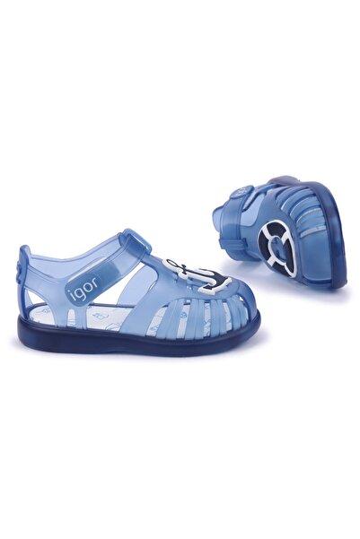 IGOR Erkek Çocuk Mavi Deniz Ayakkabısı S10249