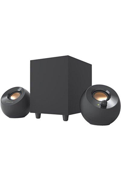 CREATIVE Siyah Pebble Plus 2.1 25w Multimedya Stereo Hoparlör Seti