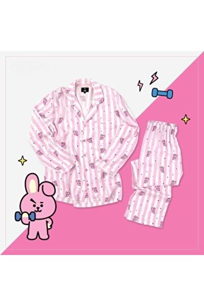 favori consept Unisex Cooky Pijama Takımı