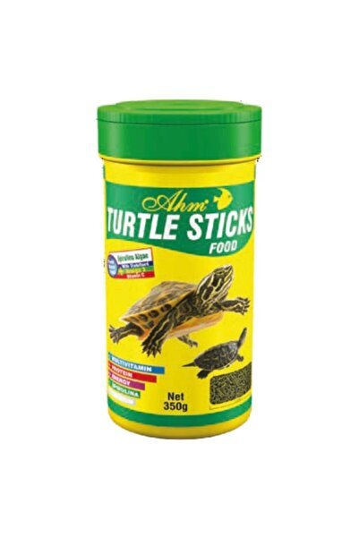Ahm Kaplumbağa Yemi Turtle Sticks Green 1000 ml