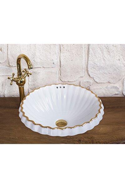 Pure Concept Beyaz Çanak Lavabo