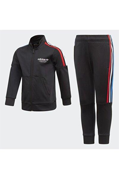 adidas Unisex Adicolor Primeblue Track Suit Çocuk Eşofman Takımı