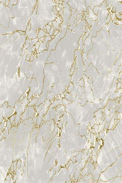 Bien Duvar Kağıtları 3d Effect 5400 Geniş Mermer Desen Duvar Kağıdı 5,33 M²