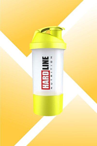 Hardline Nutrition Hardline Shaker Sarı