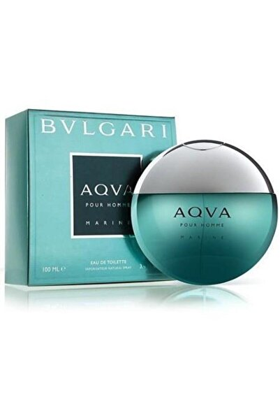 Bvlgari Aqva Marine Edt 100 ml Erkek Parfüm 783320913525