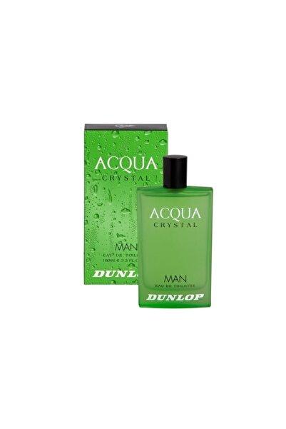 DUNLOP Acqua Crystal Edt 100 ml Erkek Parfüm 8690587008807