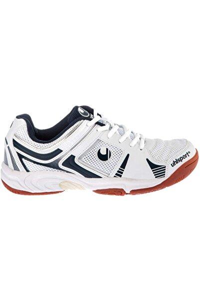 UHLSPORT Unisex Beyaz Voleybol Salon Ayakkabısı