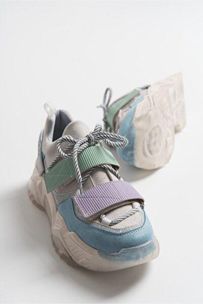 LuviShoes Kadın Spor Ayakkabı 65140