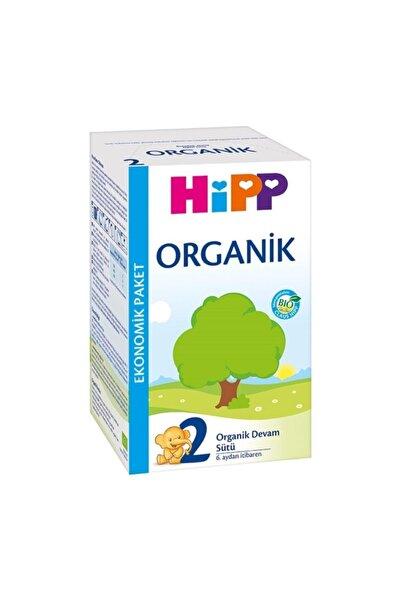 Hipp Organik Devam Sütü 2 600 gr