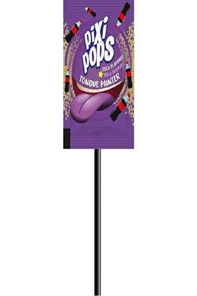 Rocco Pixi Pops Ağız Boyayan Lolipop Şeker Karışıkk 120 Adet
