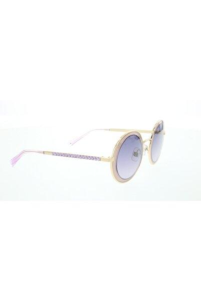 Swarovski Kadın Yuvarlak Güneş Gözlüğü SWR 0199 32T