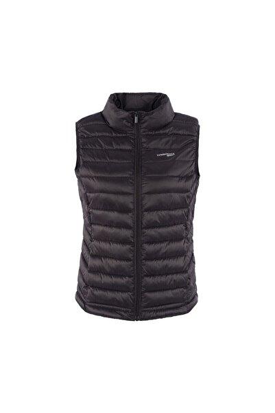 lumberjack Kadın Siyah 0w Basıc Vest W Yelek 100559684