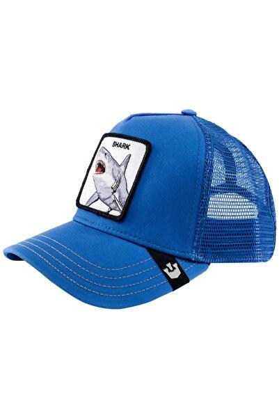 Goorin Bros Unisex Mavi Chomp Şapka