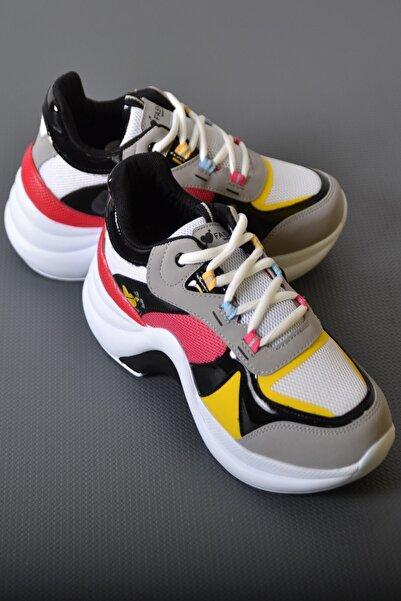 Twingo Kadın Beyaz  Sneaker