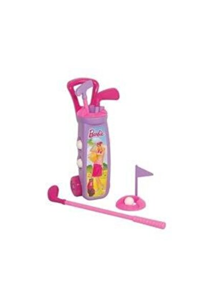 DEDE Barbie Golf Arabası 03026