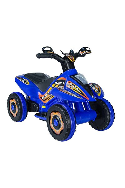 UJ Toys 6V Akülü Atv - Mavi