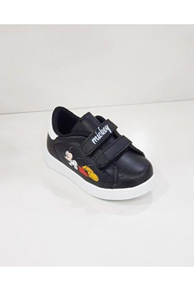 MICKEY Erkek Çocuk Siyah Ayakkabı