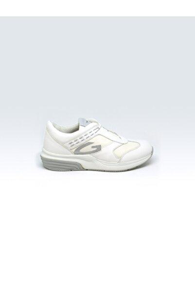 ALBERTO GUARDIANI Erkek Beyaz  Casual Ayakkabı
