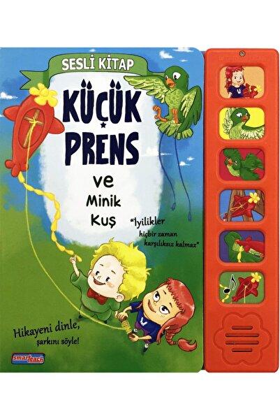 Smarteach Küçük Prens Ve Minik Kuş Sesli Kitap