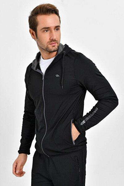DYNAMO Erkek Outdoor Fermuarlı Sweatshirt