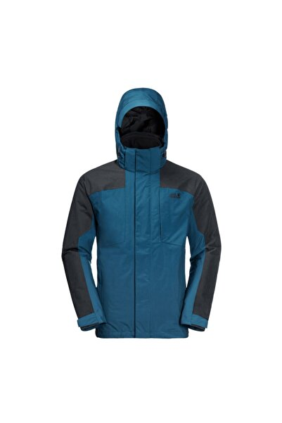 Jack Wolfskin Erkek Mavi Viking Sky Men Outdoor Mont 1107994-1350