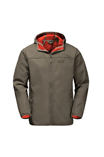 Jack Wolfskin Northern Point Softshell Erkek Ceket