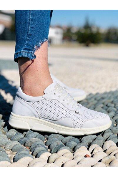 Stella Kadın Beyaz Spor Ayakkabı