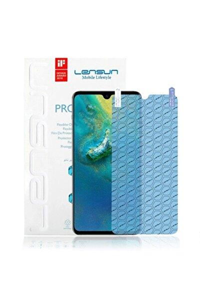 LENSUN Xiaomi Mi Note 10 Lite Ekran Koruyucu Nano Koruma