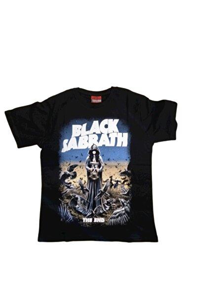 Atlantis Kayrakarakutu Black Sabbath The End Rock Metal T-shirt