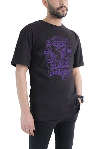 Tshigo Oversize Black Sabbath Lord Of This World Baskılı T-shirt