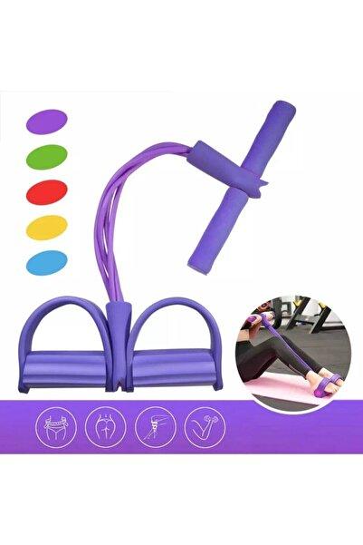 Hop Yanımda Vücud Şekillendirme Spor, Egzersiz, Antreman Aleti Body Trimmer 4 Lastikli Lisanslı Orjinal Ürün