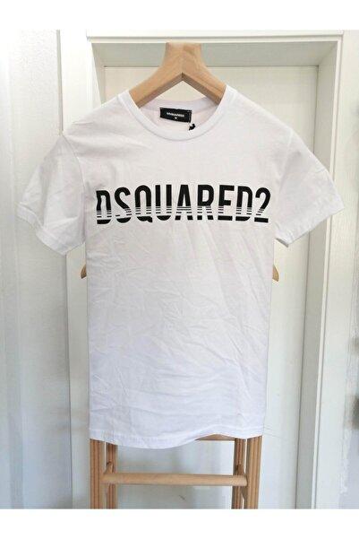 DSquared2 Beyaz Tişört