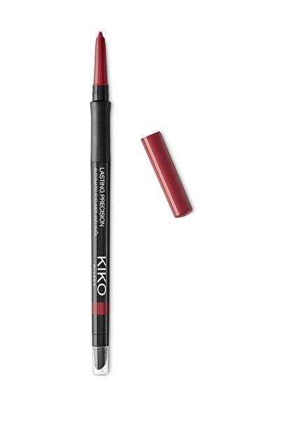 KIKO Eyeliner - Lasting Precision Automatic Eyeliner & Kajal 04 Spicy Burgundy 0.35 gr 8025272616294