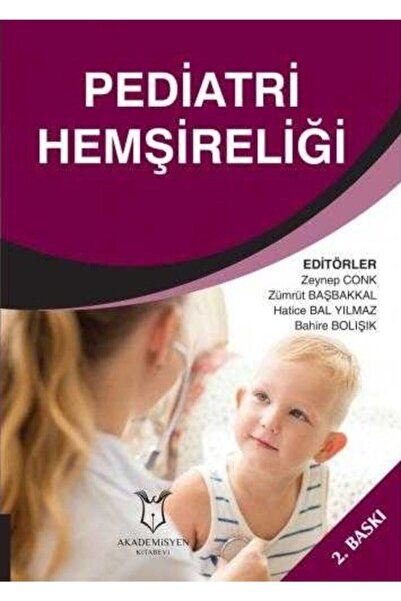Akademisyen Kitabevi Pediatri Hemşireliği