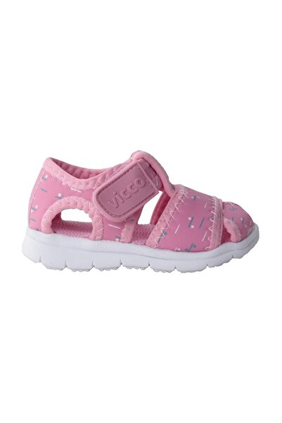 Vicco Kız Çocuk Pembe Sandalet 332.e20y.306