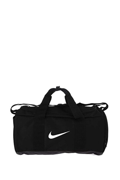 Nike Unisex Siyah Team Duffel Ba5797-011 Spor Çanta
