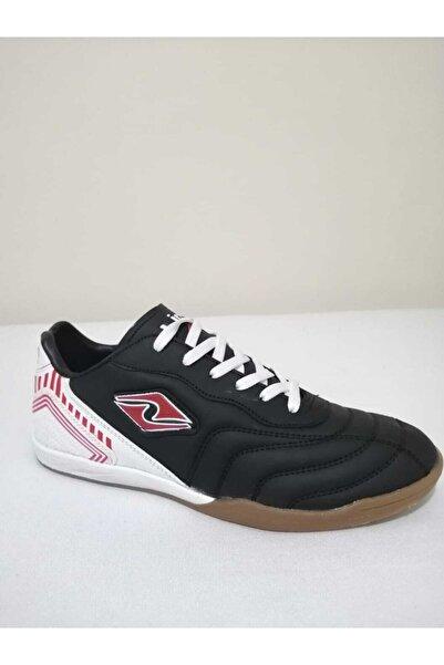 Lion Erkek Siyah Futsal Salon Ayakkabısı