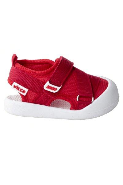 Vicco Unisex Bebek Kırmızı Lolipop Flex System Ilk Adım Ayakkabı 950.e20y.501